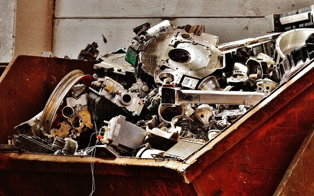 La industria del reciclaje comienza a recuperarse tras el impacto del COVID-19