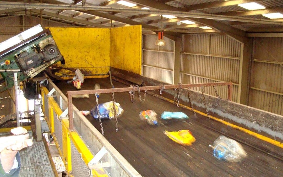 El CTRU gestionado por CESPA recibe más de 550 toneladas de residuos asimilables a urbanos en marzo y abril
