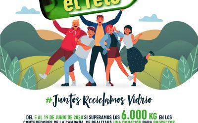 """Albacete y Villamalea forman parte del reto solidario """"Juntos Reciclamos Vidrio"""""""