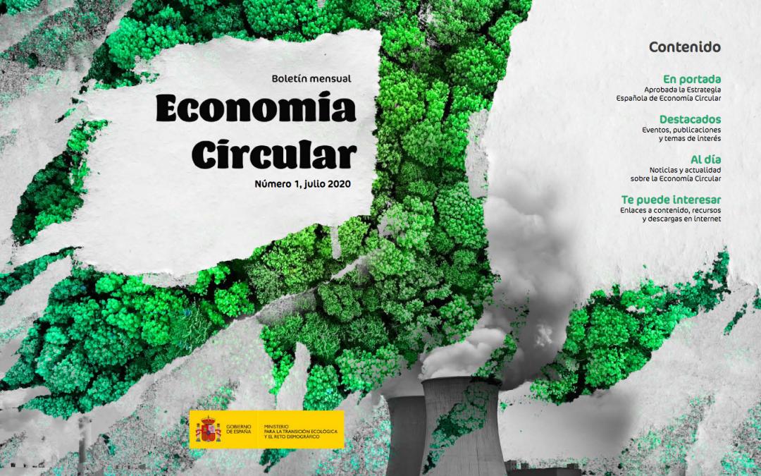 Boletín de Economía Circular – Nº 1, julio 2020