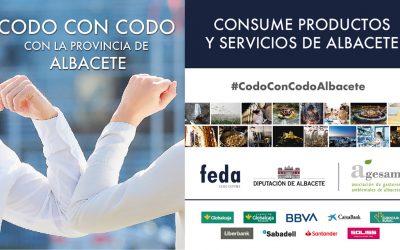 ¡Súmate a la campaña Codo con Codo Albacete!