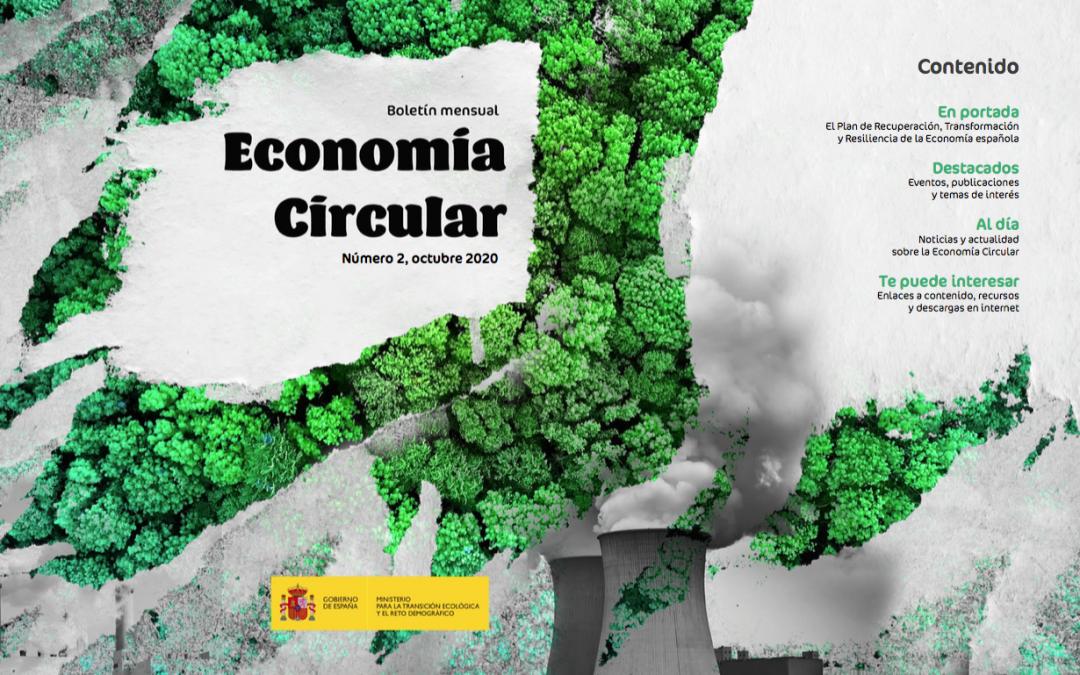 Boletín de Economía Circular – Nº 2, octubre 2020
