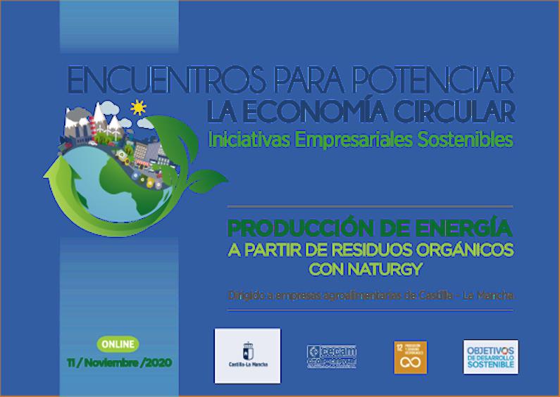 Encuentro para potenciar la Economía Circular: Valorización de Residuos Orgánicos
