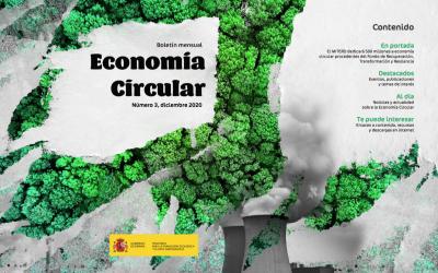 Boletín de Economía Circular – Nº 3, diciembre 2020