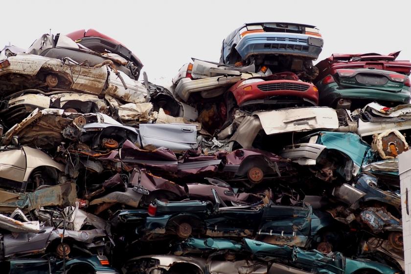 Publican el Real Decreto sobre los vehículos al final de su vida útil
