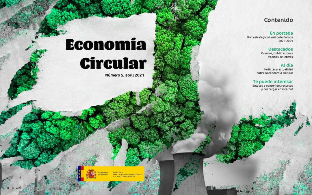 Boletín de Economía Circular – Nº 5, abril 2021