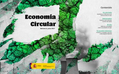 Boletín de Economía Circular – Nº 6, julio 2021