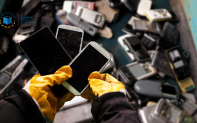 Medidas de la UE y retos actuales en el ámbito de los residuos electrónicos