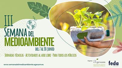 III Semana del medioambiente