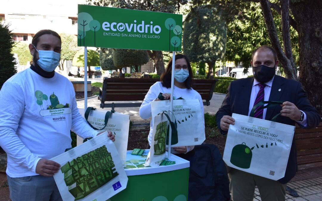 Albacete acepta el reto de aumentar en un 10% su reciclaje de vidrio
